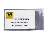 чип hi-black картриджа 106r02763 для xerox phaser 6020/ 6022, workcentre 6025/ 6027